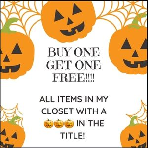 FALL CLOSET CLEAR OUT SALE! 🎃🎃🎃